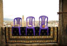 © Houda Kassatly - Alice Mogabgab Gallery - Borj el Barajneh, 2012