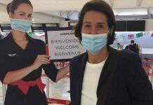 La nouvelle ambassadrice de France au Liban Anne Grillo
